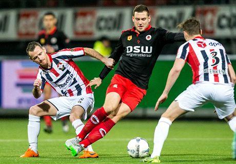 Excelsior en Willem II verbreken record