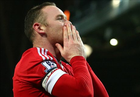 Man Utd commemorate Rooney stunner