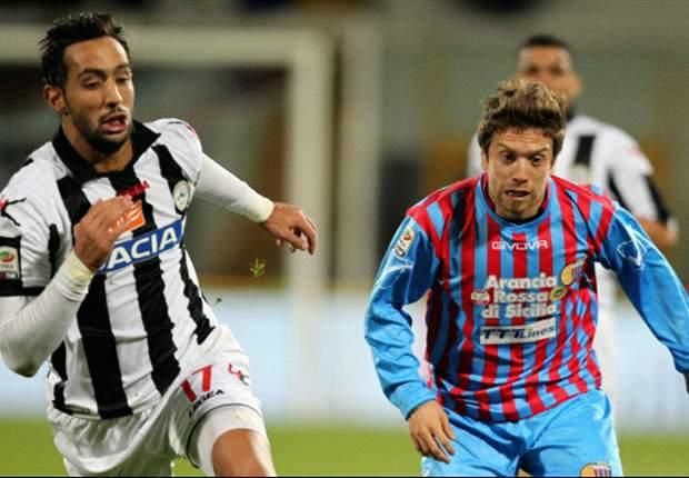 'Papu' Gómez le dio la victoria al Catania