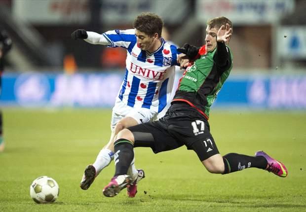 Heerenveen gaat uit van meespelen Djuricic tegen Ajax