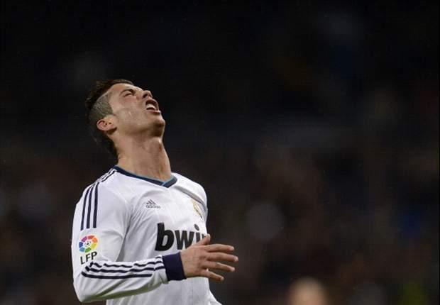 La felicidad de Cristiano Ronaldo es la del Real Madrid