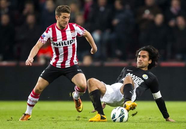 Apakah kemampuan menggiring bola Dries Mertens dapat membantu Napoli musim 2013/14?