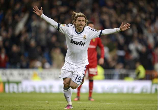 Real Madrid 5-2 Mallorca: Modric rocket highlight of Blancos' comeback victory