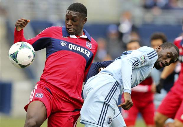 Sporting Kansas City 0-0 Chicago Fire: Toothless Sporting unable to capitalize