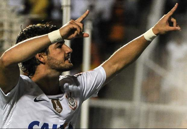 Alexandre Pato is eyeing a clean sweep of trophies with Corinthians