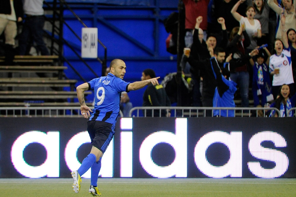 Five players who could replace Marco Di Vaio in Montreal next year