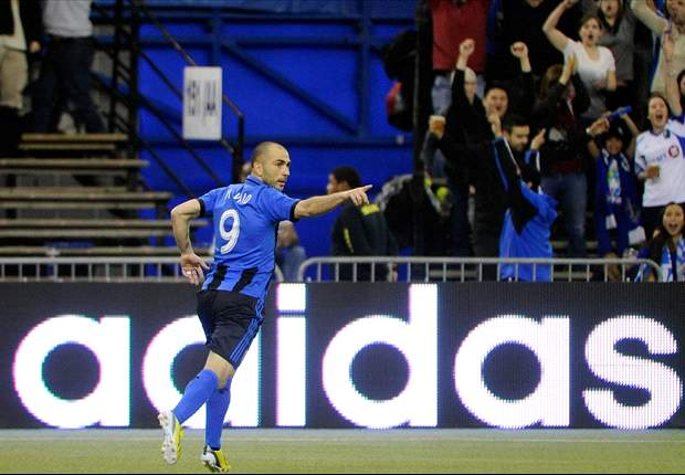 Montreal Impact 1-0 New York Red Bulls: Di Vaio strike preserves Impact's perfect start