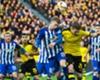 Hertha zwingt den BVB in die Knie