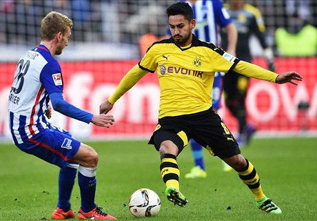 RATINGS: Hertha BSC 0-0 Dortmund