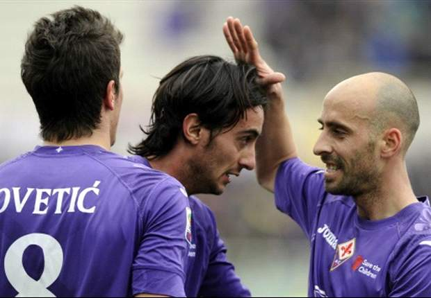 Alberto Aquilani believes Stevan Jovetic is poised to leave Fiorentina