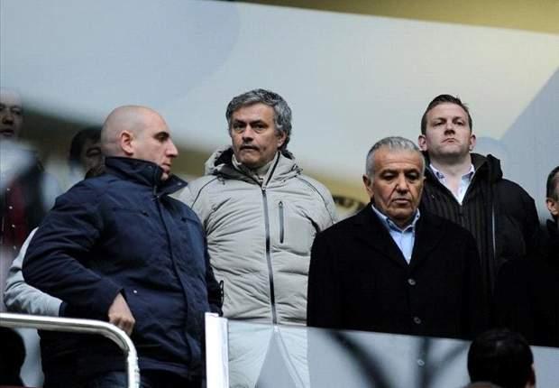 Jose Mourinho Intip Permainan Galatasaray