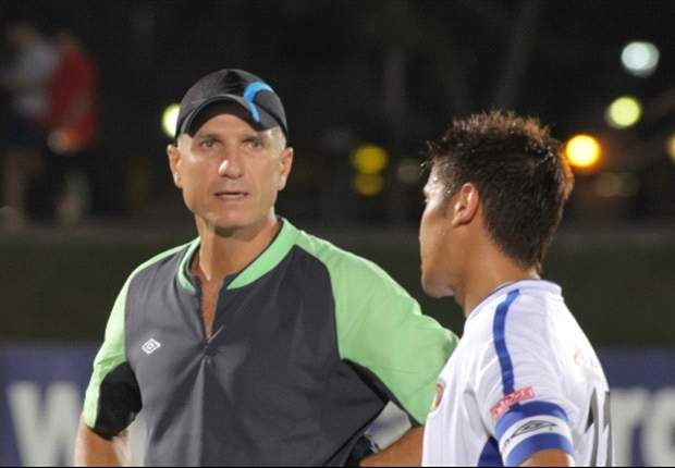 The Balestier coach saw his side slump to a late winner inspired by substitute Aleksandar Duric