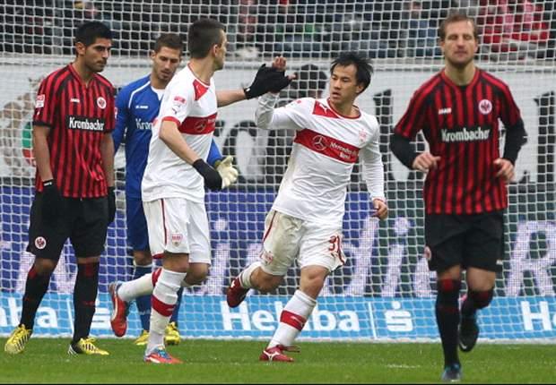 VfB Stuttgart Kejutkan Eintracht Frankfurt