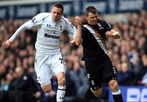 Gol Tunggal Dimitar Berbatov Pukul Tottenham Hotspur