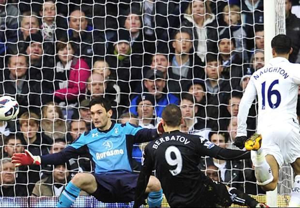 Fulham sorprende al Tottenham en White Hart Lane