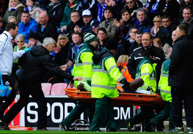 Pardew condemns 'awful' McManaman challenge on Haidara as Newcastle fear knee ligament damage