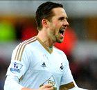 Swansea 1-1 Crystal Palace: Dann saves point