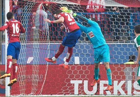 El Atleti pone la 'cabeza' en la Liga (3-1)