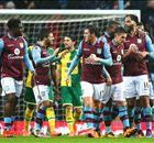 REPORT: Aston Villa 2-0 Norwich
