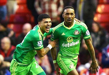 REPORT: Liverpool 2-2 Sunderland