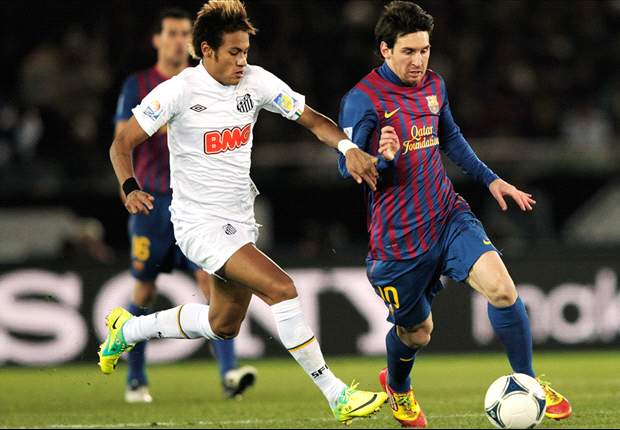 Neymar has the quality to succeed at Barcelona, says Peres