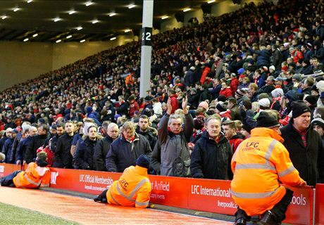 Liverpool fans right to walk against prices