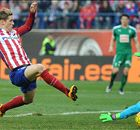 VIDEO: 100 up for Torres, 28 for Barcelona