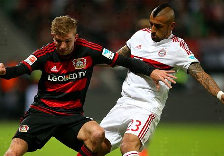 Leverkusen Shows How To Blunt Bayern