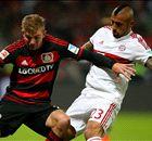 ALEMANIA: Leverkusen le sacó un punto al Bayern