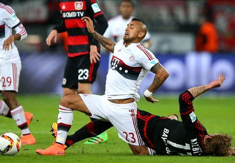 LIVE: Bayer Leverkusen 0-0 Bayern