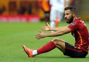 Galatasaray'da Yasin Öztekin, cezalı duruma düştü