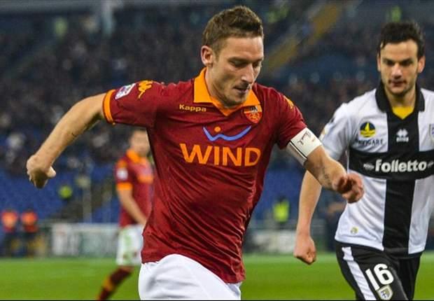 Nike vestirá a la AS Roma a partir de la temporada 2014-2015