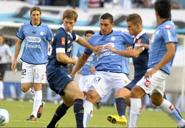 Racing 1-1 Belgrano: La Academia quedó lejos de Lanús