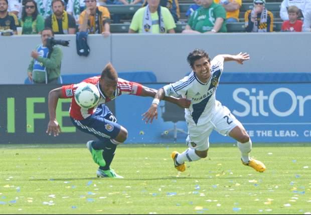 Chivas USA 0-1 LA Galaxy: Gyasi Zardes settles the derby