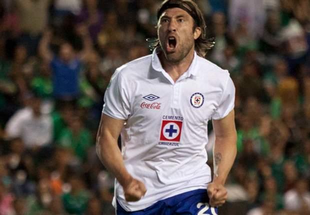Liga MX: Monterrey 1-5 Cruz Azul | Hat-trick de Pavone en la goleada cementera a Rayados