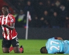 Koeman criticises Wanyama for red card