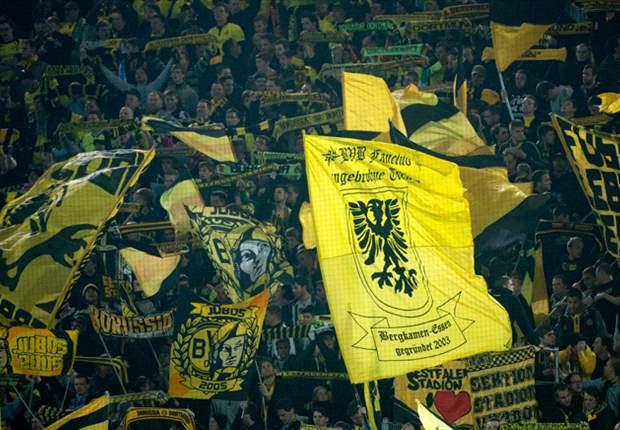 Harga Tiket Dinaikkan, Fans Borussia Dortmund Protes