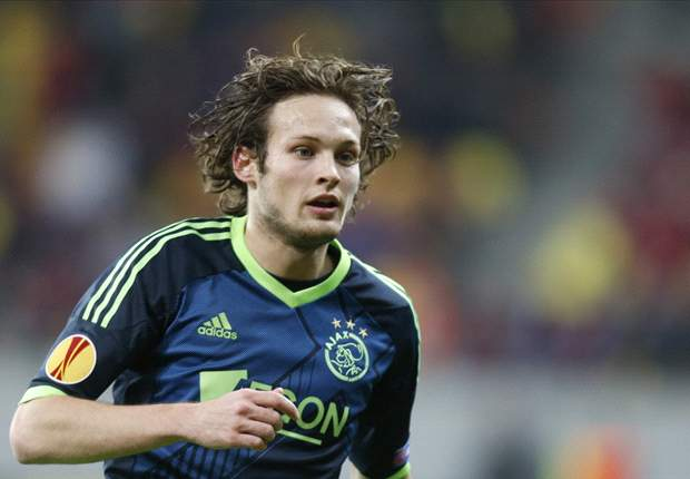 Blind signs Ajax contract extension