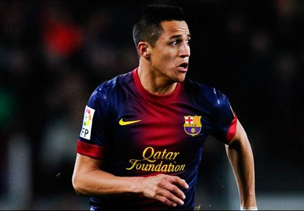 Alexis Sanchez keen to stay at Barcelona