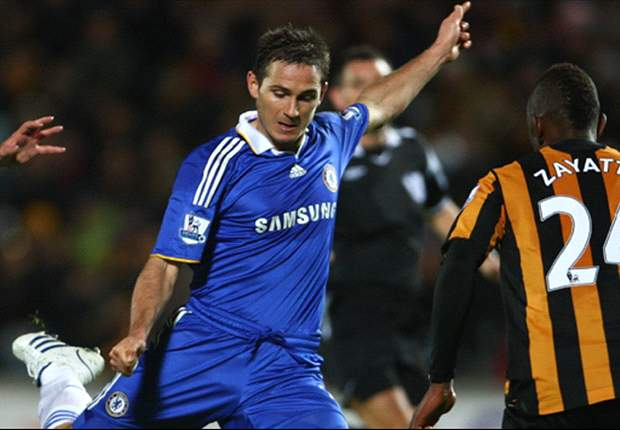 Lampard: Tambling supportive in pursuit of Chelsea scoring record