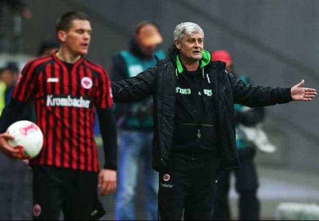 Greuther Fürth: Siegen die Franken heute gegen Frankfurt?