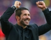 Simeone hails 'spectacular' Atletico supporters