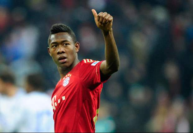 Alaba one of best left-backs in the world, says Sammer