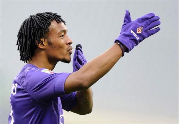 Juan Cuadrado: Fiorentina Masih Berpeluang Finis Ketiga