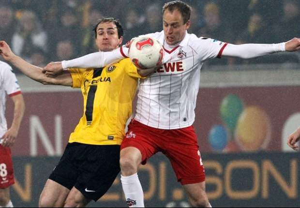 Der 1. FC Köln will sich erneut bei Dynamo Dresden durchsetzen