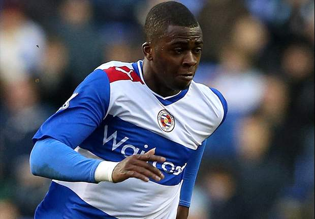 Reading's Hope Akpan hopes to emulate Victor Moses and play for the Super Eagles