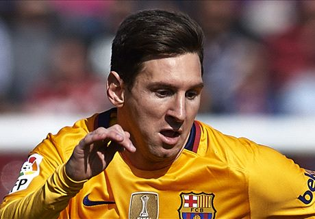 Source: No Plans For Messi Surgery