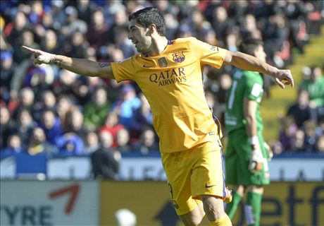 Barca Triumphs In Enrique's 100th Match
