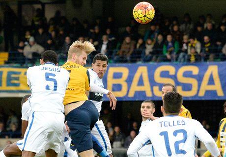 Mancini e l'Inter: l'incubo dei palloni alti