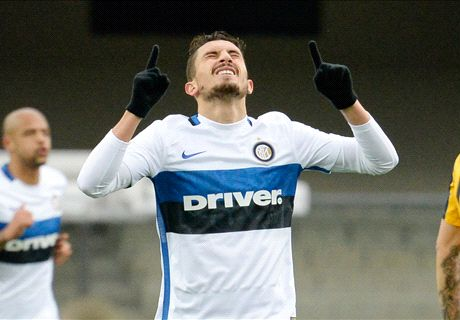 RATINGS: Verona 3-3 Inter